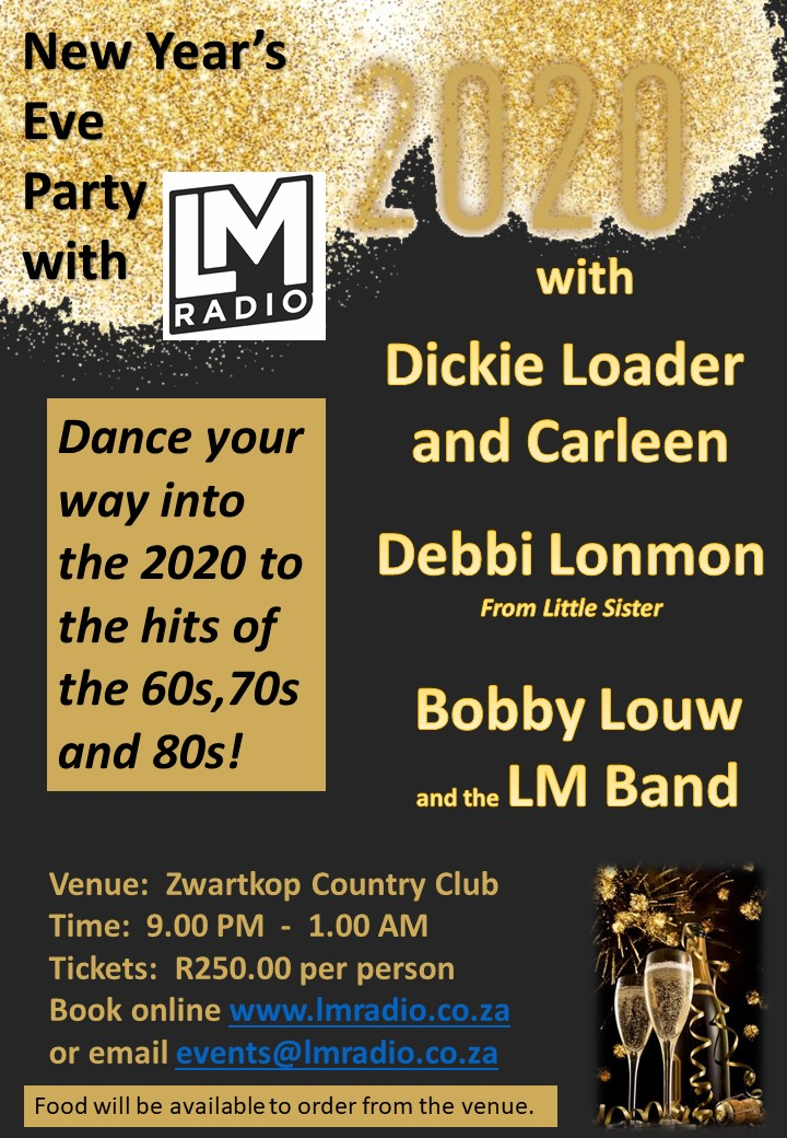 LM Radio New Years Eve Party