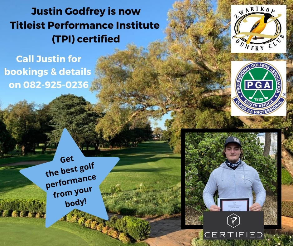 Justin's TPI Training